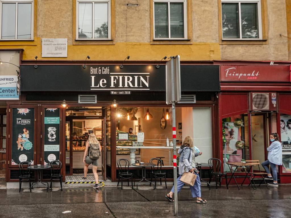 Außenaufnahme Le Firin