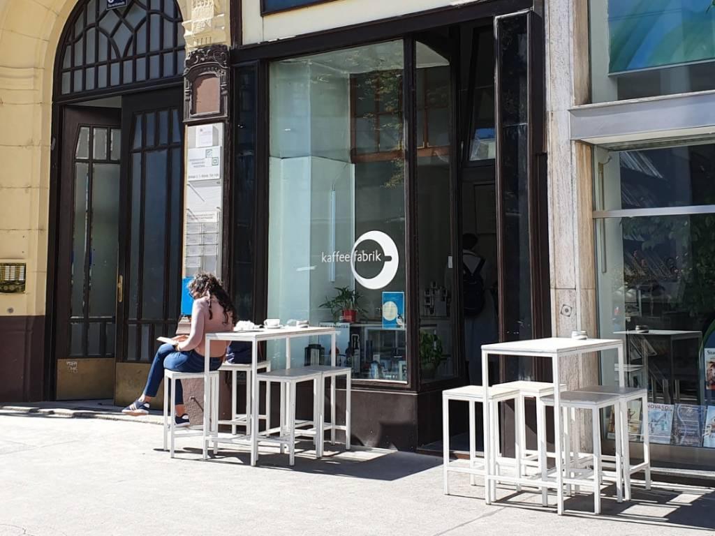 Kaffeefabrik 1040 Wien, Favoritenstraße 4