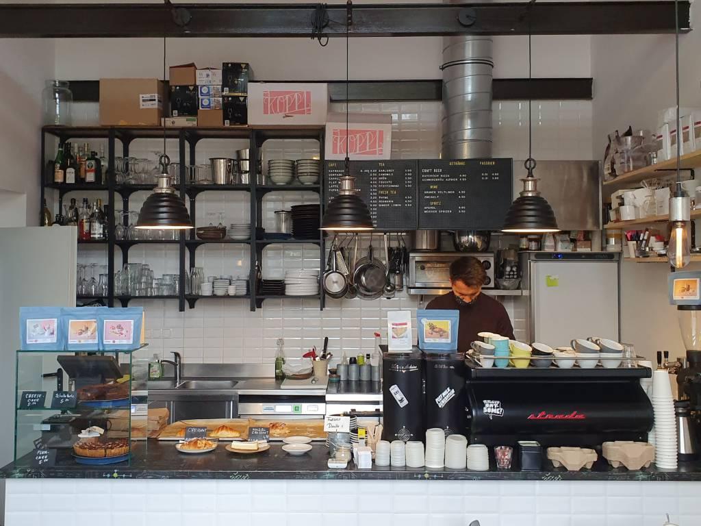 Cafe le Marche, 1090 Wien