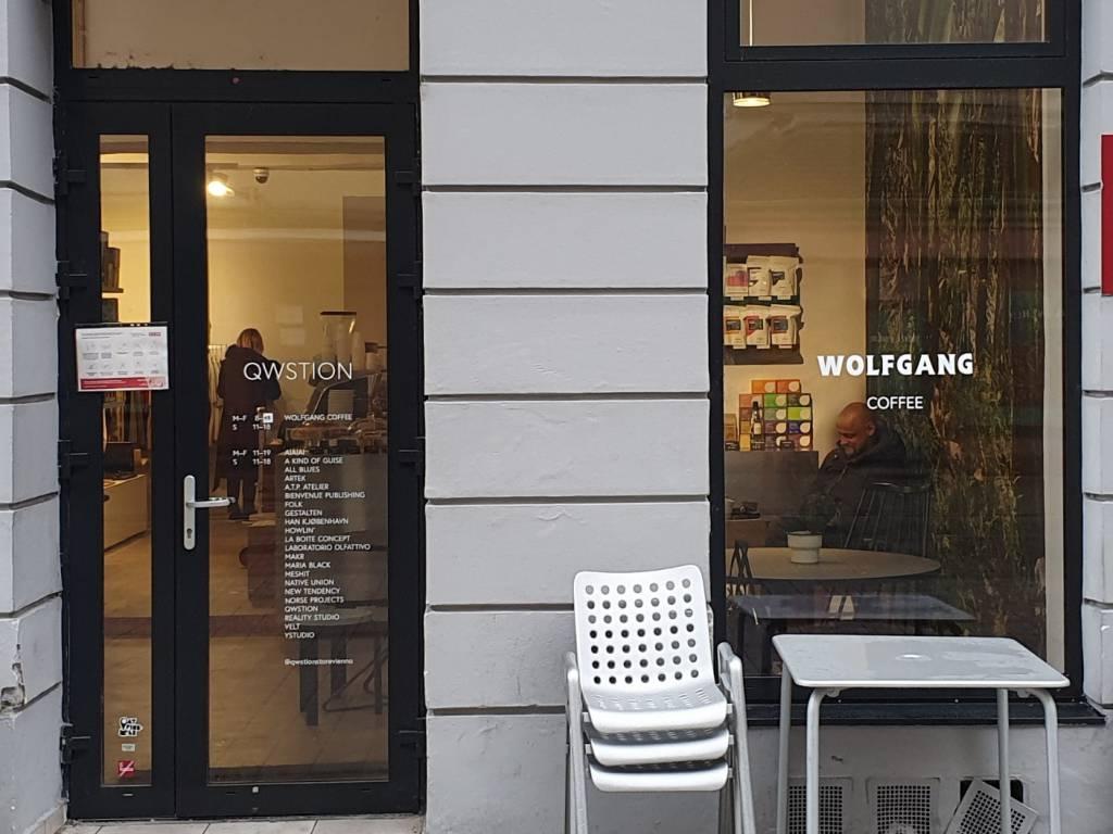Wolfgang Coffee 1070 Wien Zieglergasse 38