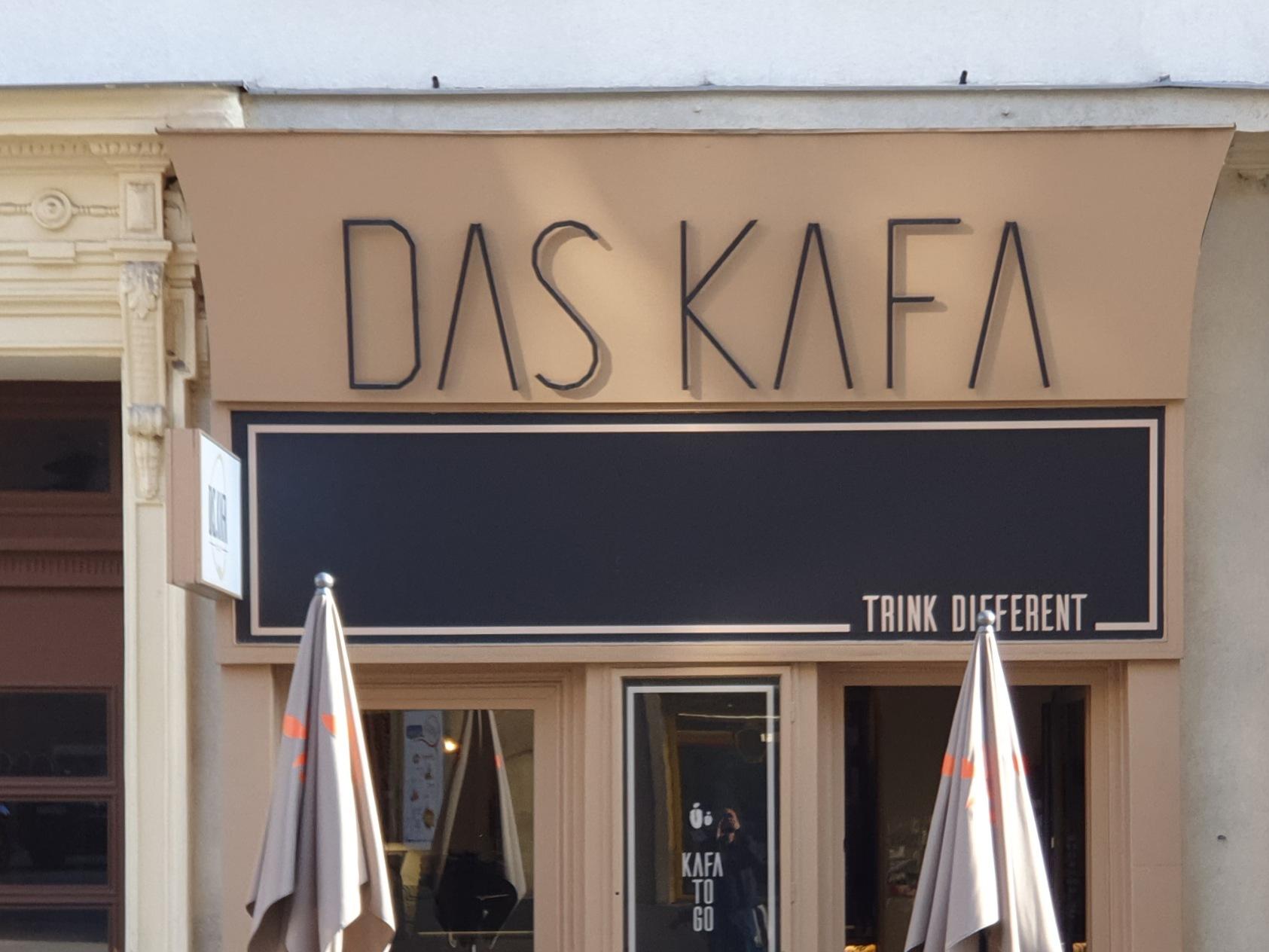 Das Kafa 1090 Wien Währingerstraße 66