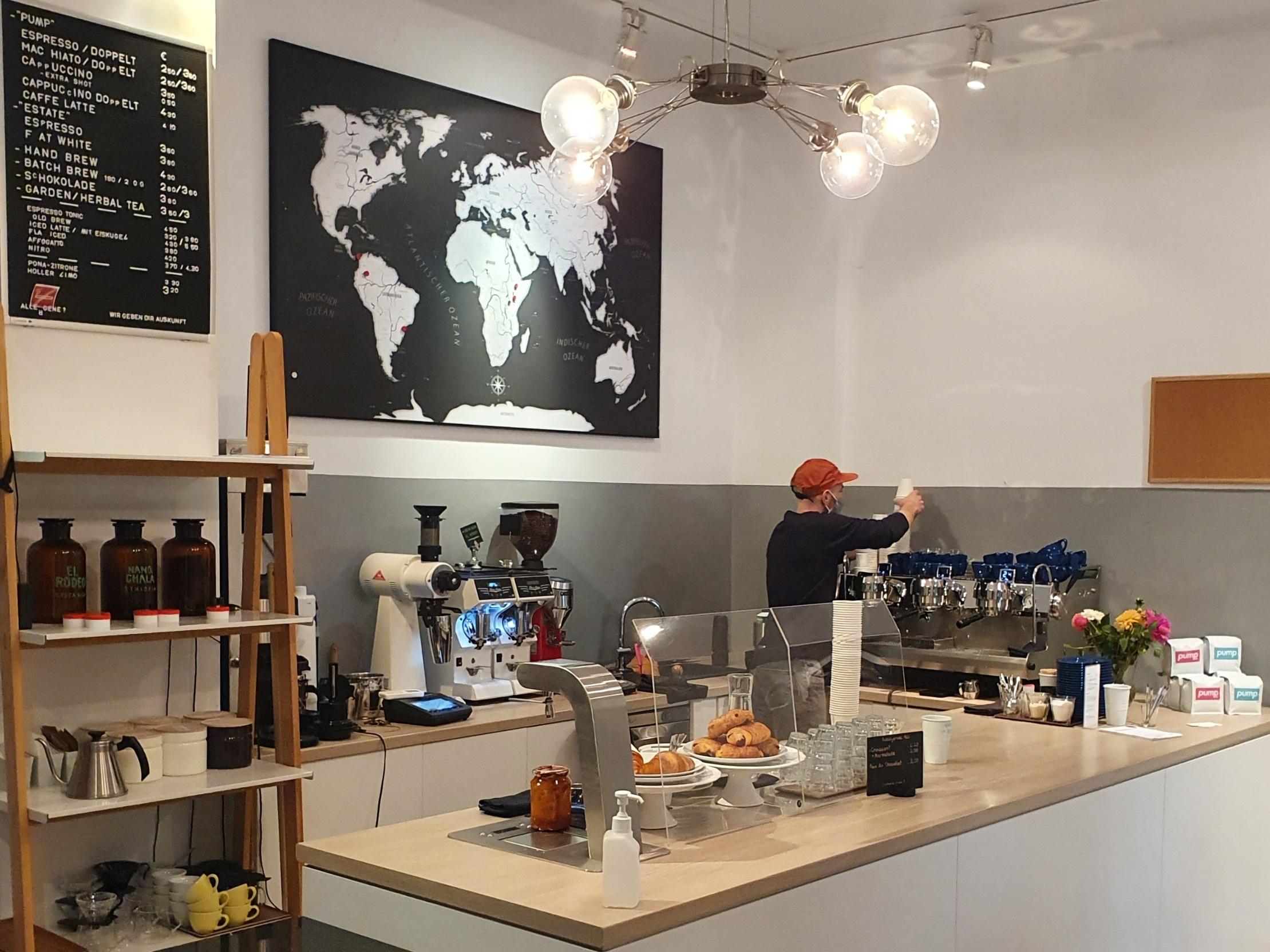 Caffe Couture 1010 Wien