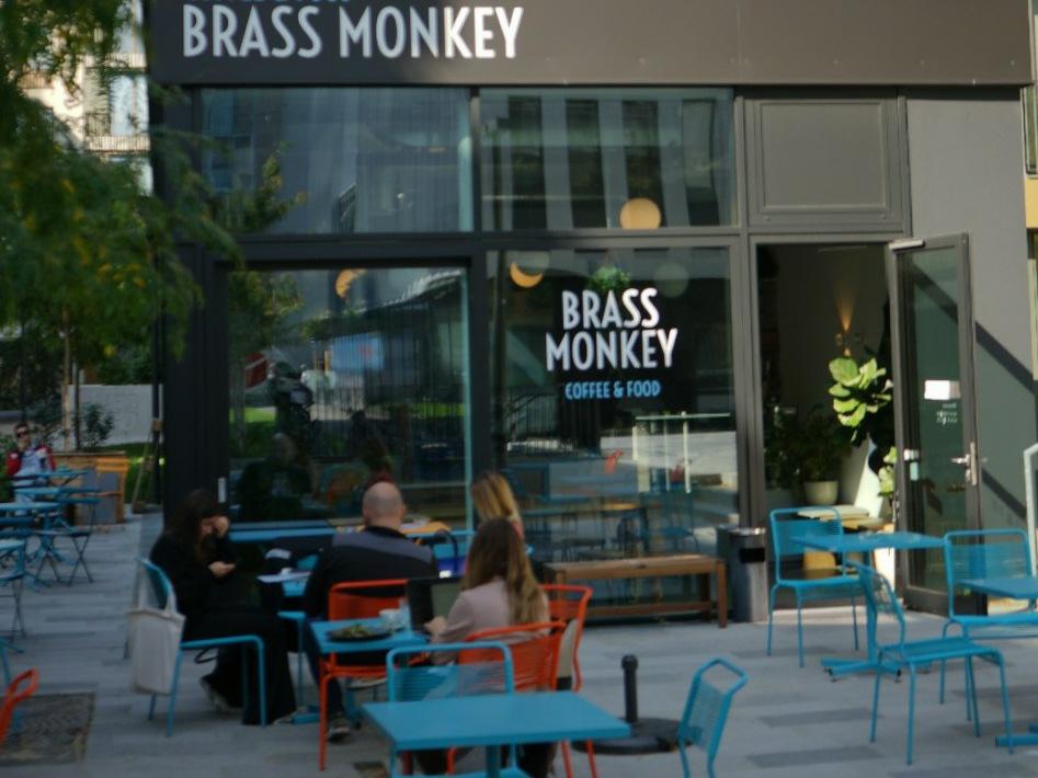 Brass Monkey 1030 Wien, Erdberger Lände 26