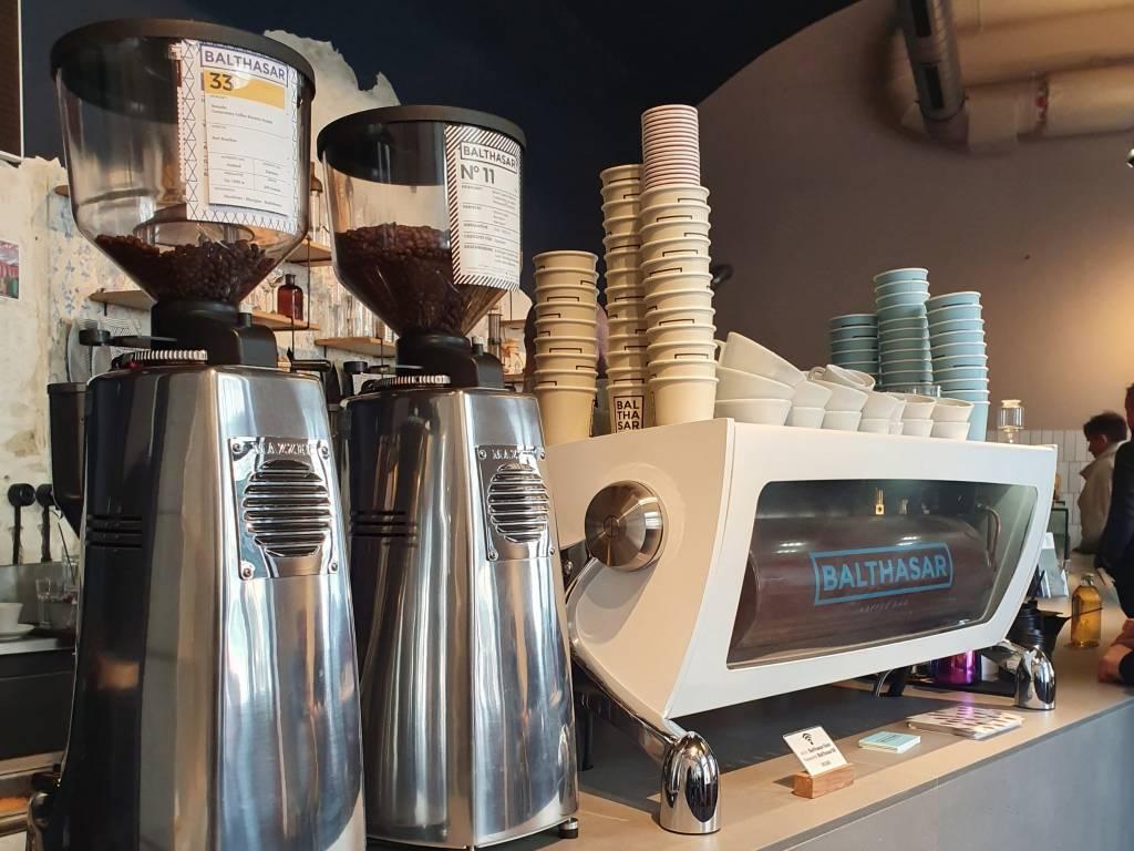 Balthasar Kaffee Bar Slayer