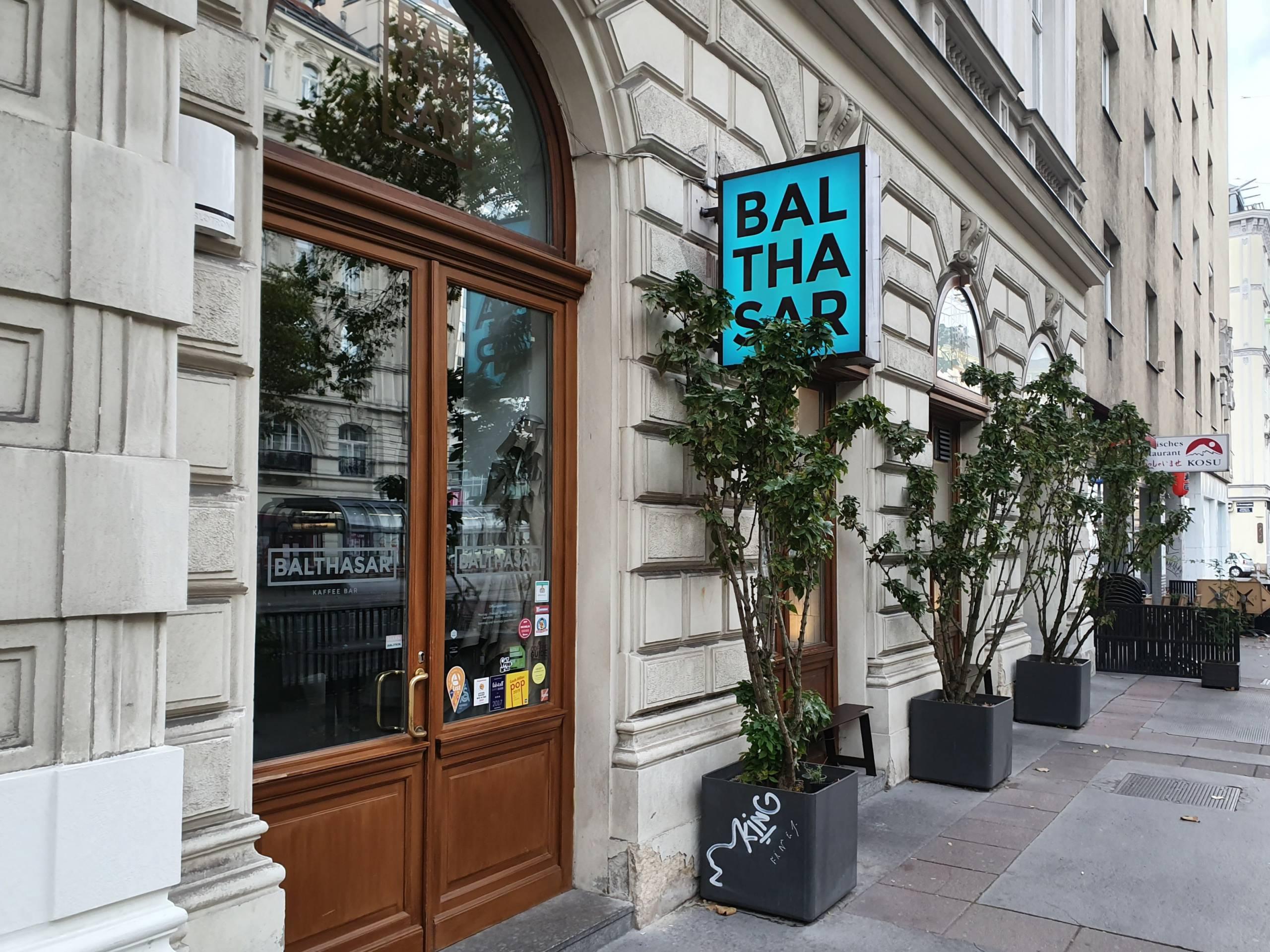 Balthasar Kaffee Bar 1020 Wien Praterstraße 38