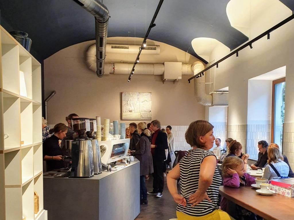 Balthasar Kaffee Bar Ambiente