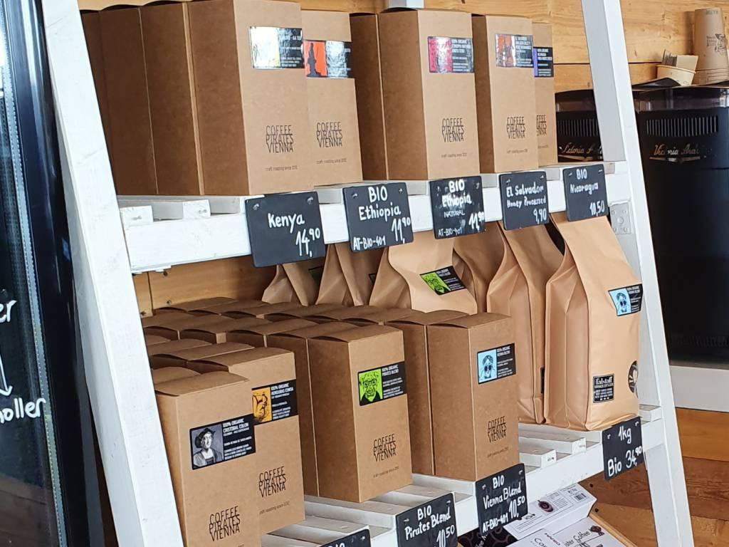 Coffee Pirates Kaffee aus aller Welt