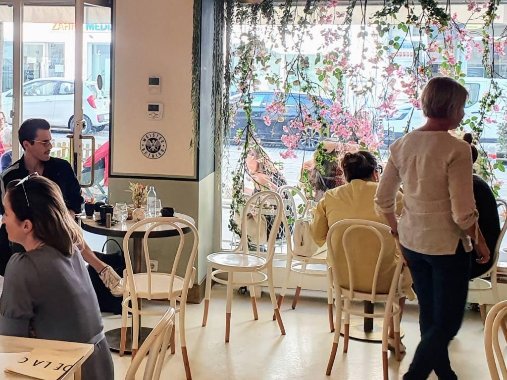 Creme de la Creme französisches Cafe