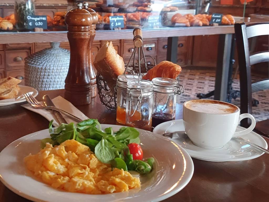 La Mercerie Frühstück