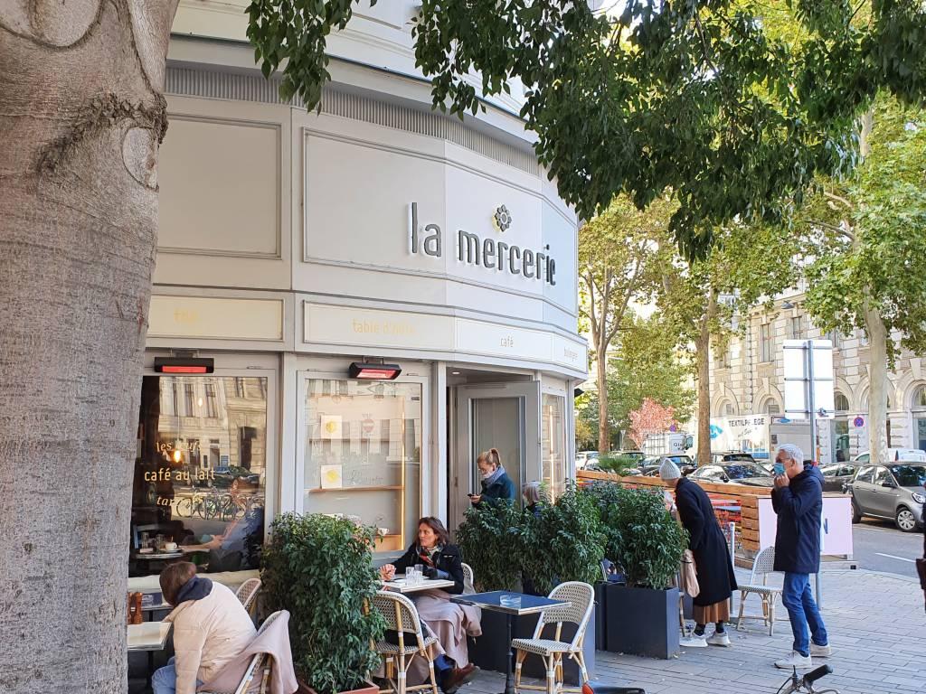 La Mercerie Servitenviertel