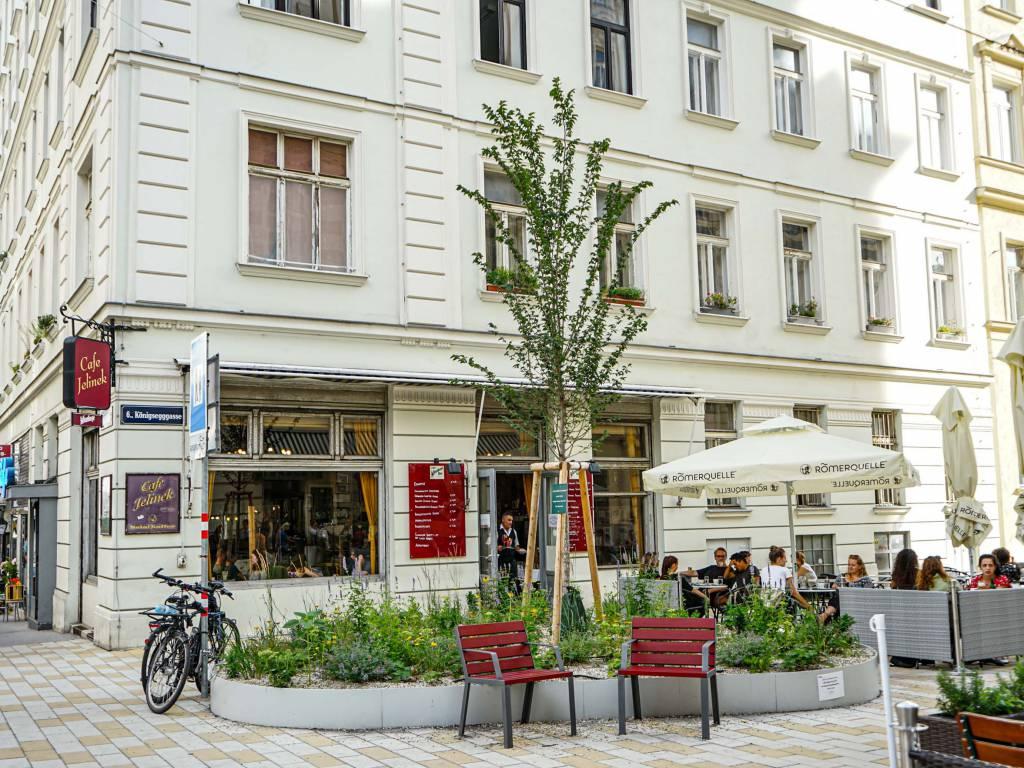 Cafe Jelinek 1060 Wien Otto Bauer Gasse 5