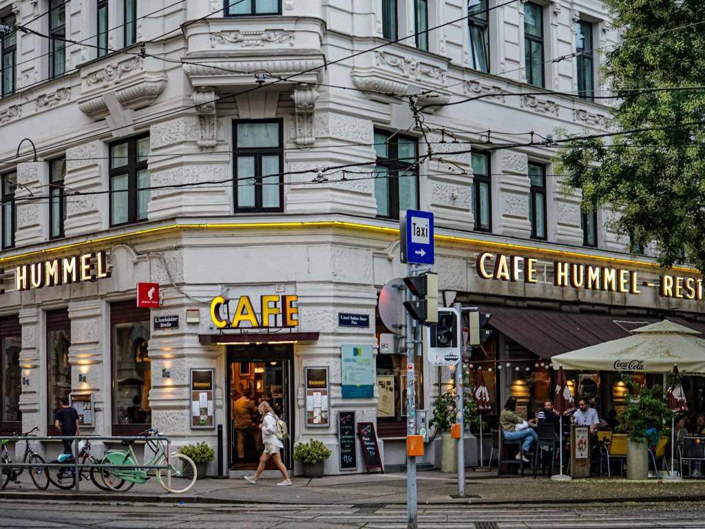 Cafe Hummel 1080 Wien Josefstädterstraße 66