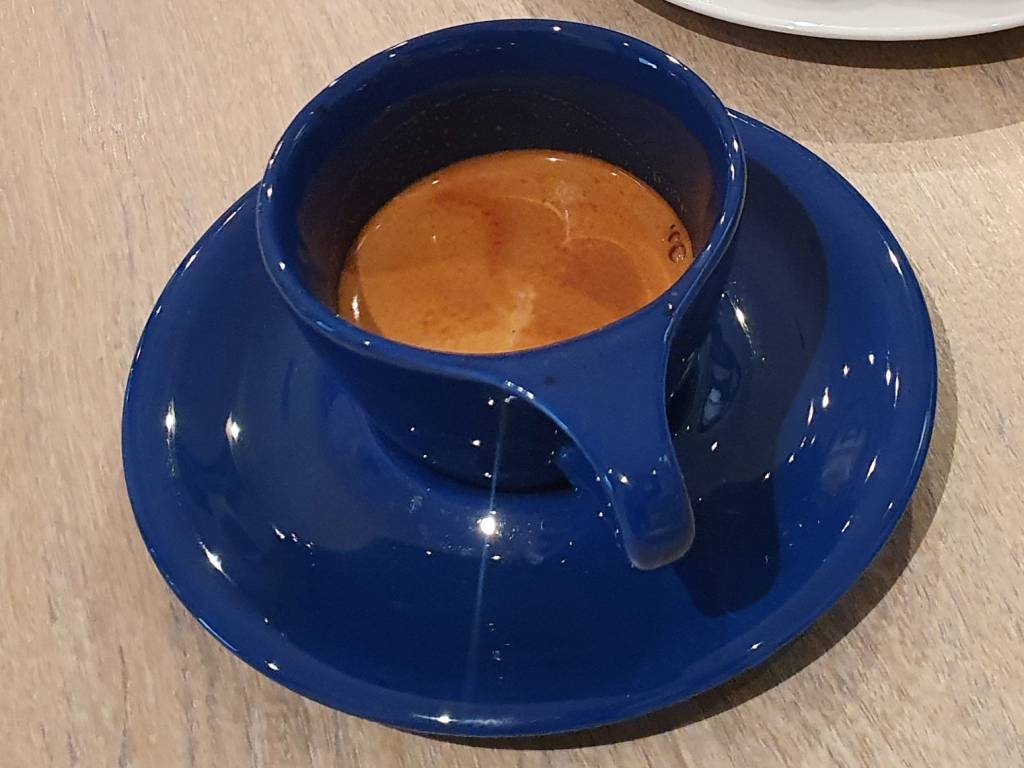 Espresso bei Caffe Couture