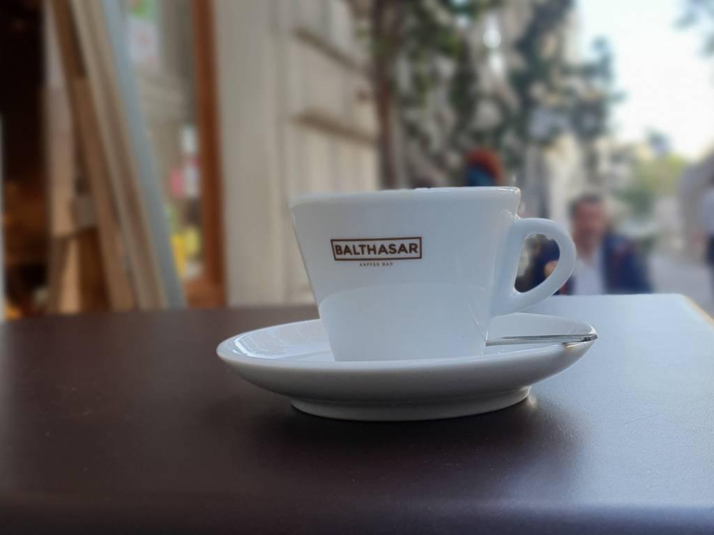 Balthasar Kaffee Bar Tasse