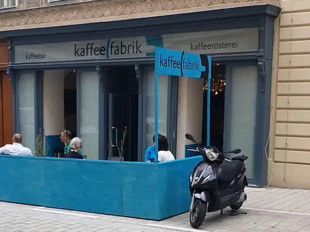 Kaffeefabrik 1060 Wien Otto Bauergasse 23