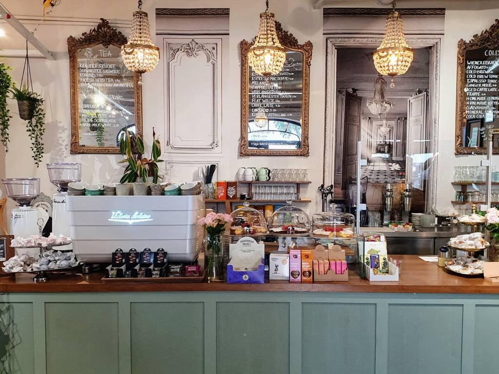 Wiener Rösthaus im Prater Kaffeebar