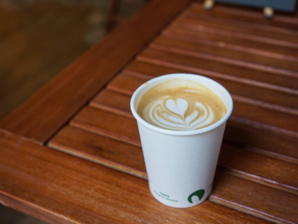 Coffee Break Cappuccino to go