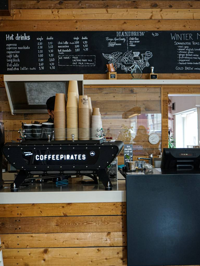 Coffee Pirates coffeewalk