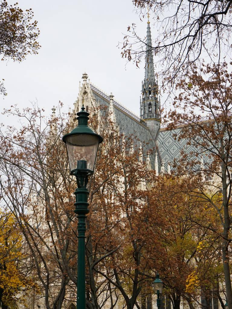 Votivkirche coffeewalk