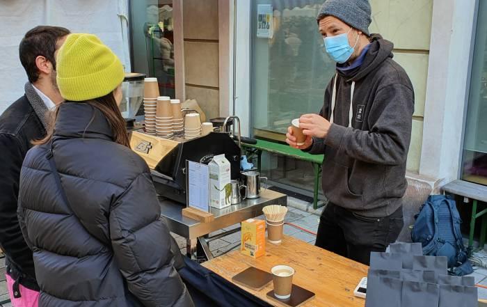 Spezialitäten Kaffee Wiener Märkte