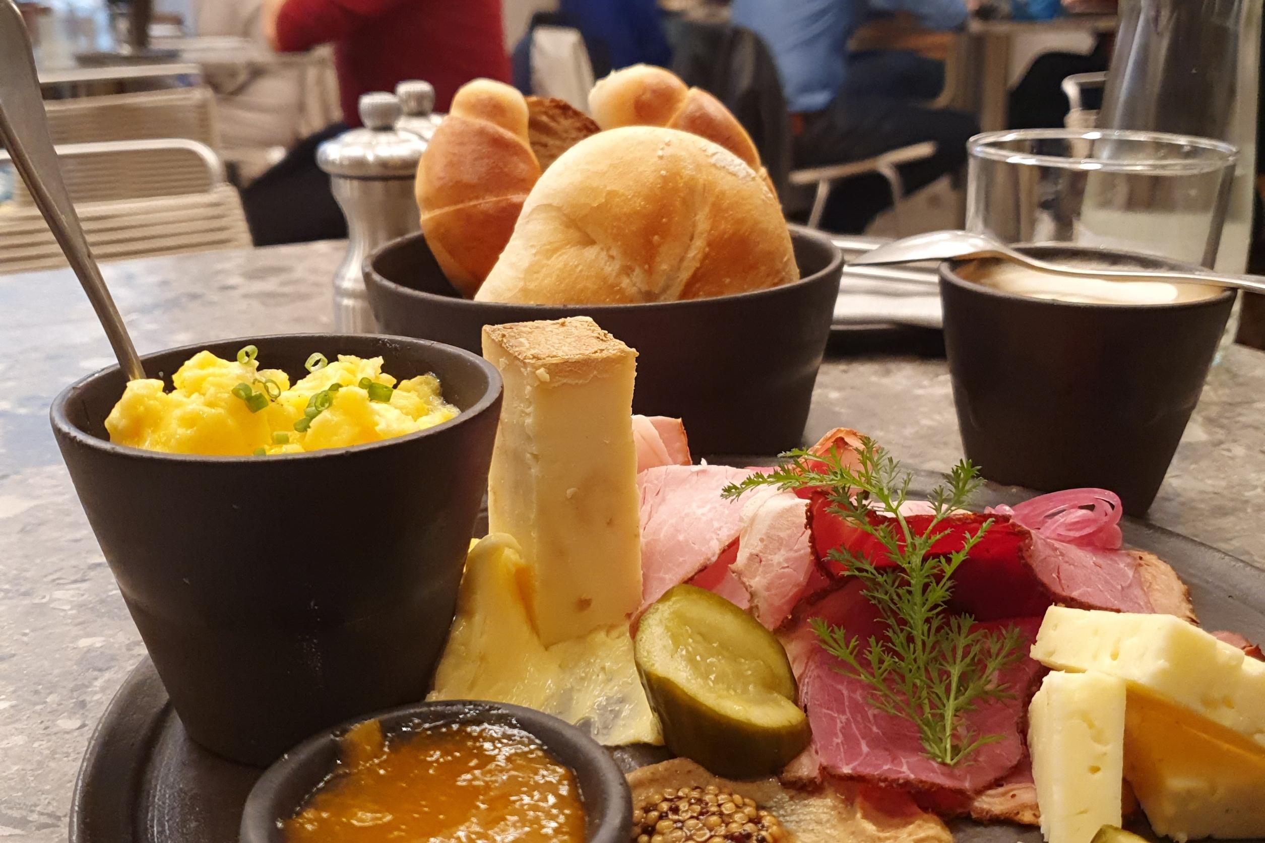 Frühstück 1010 Wien
