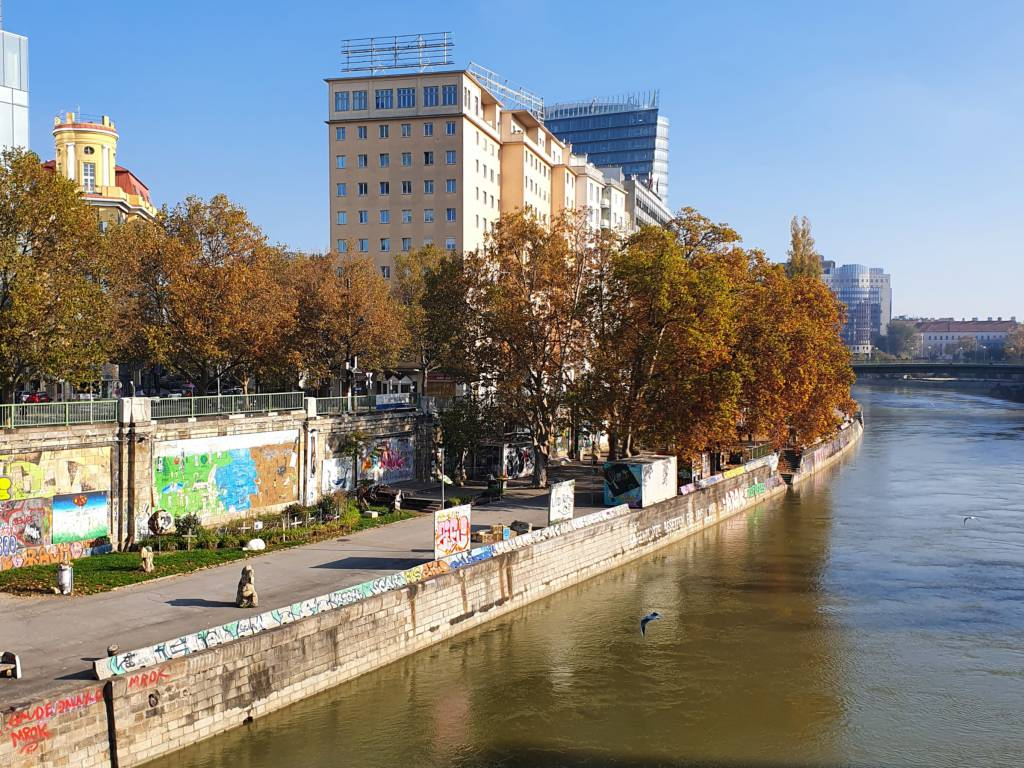 Donaukanal Coffeewalk