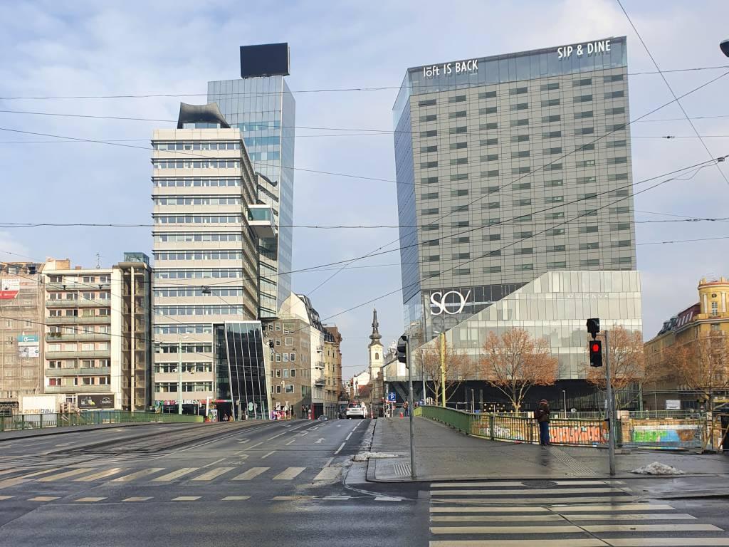 Schwedenbrücke Coffeewalk