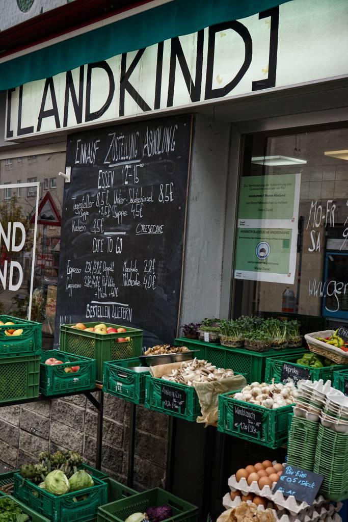 Landkind Schwender Markt