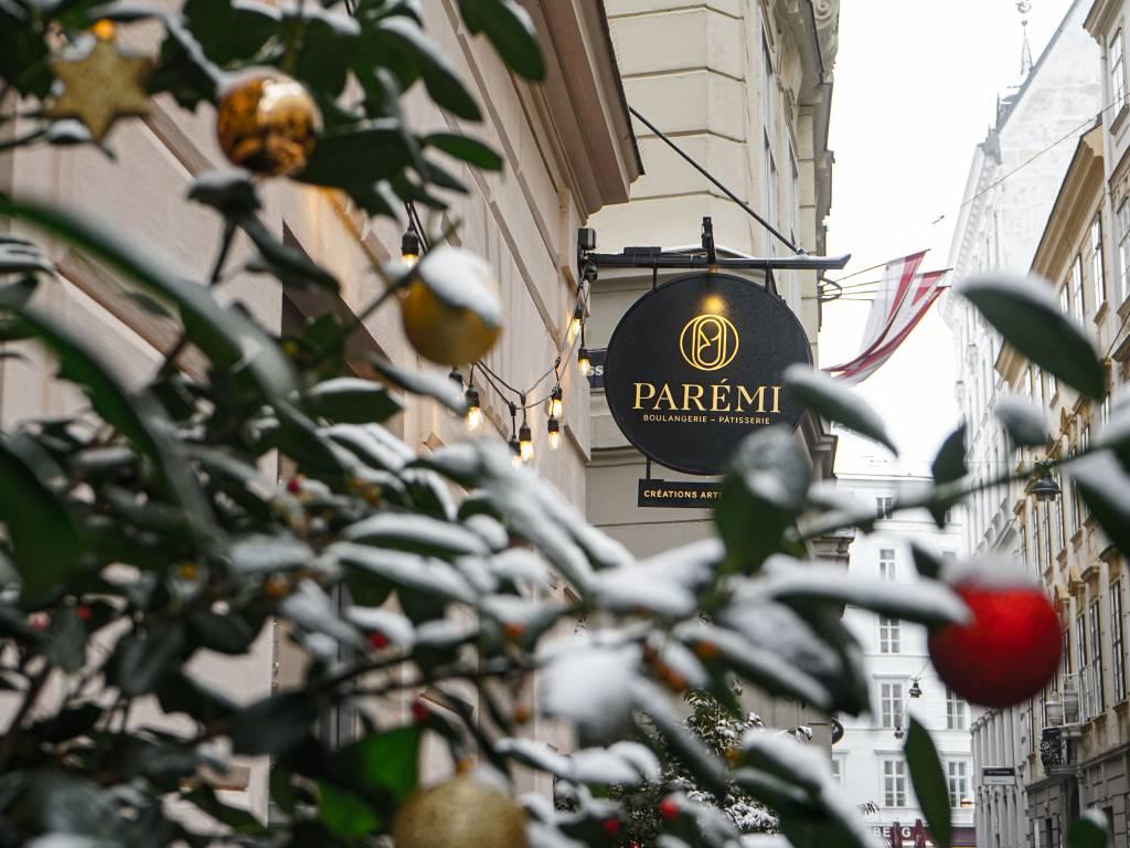 Coffeewalk Wiener Innenstadt im Winter Paremi oder Alt Wien
