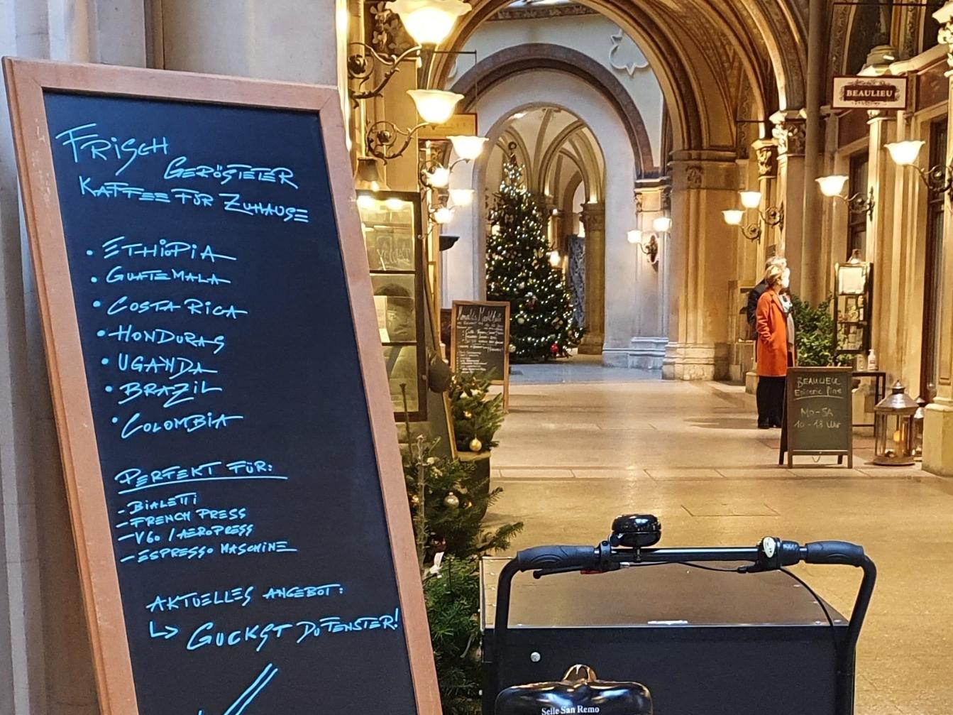 Weihnachtsgeschenke für Coffeelifestyler