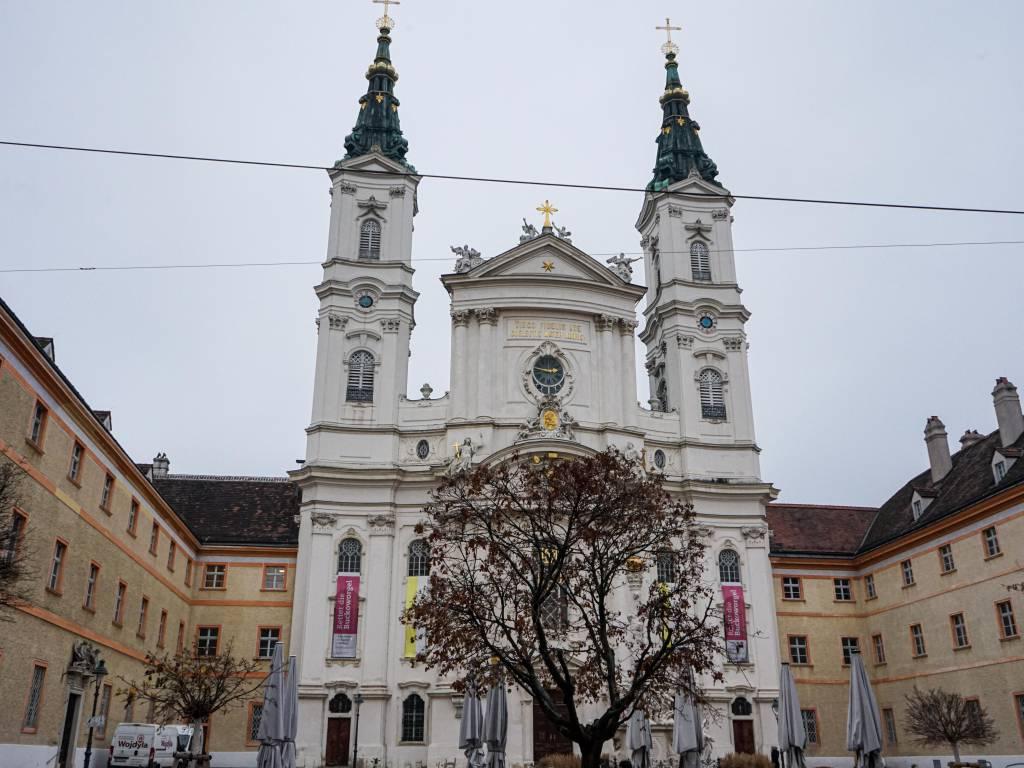 Kirche Maria Treu Coffeewalk katholische Kirche
