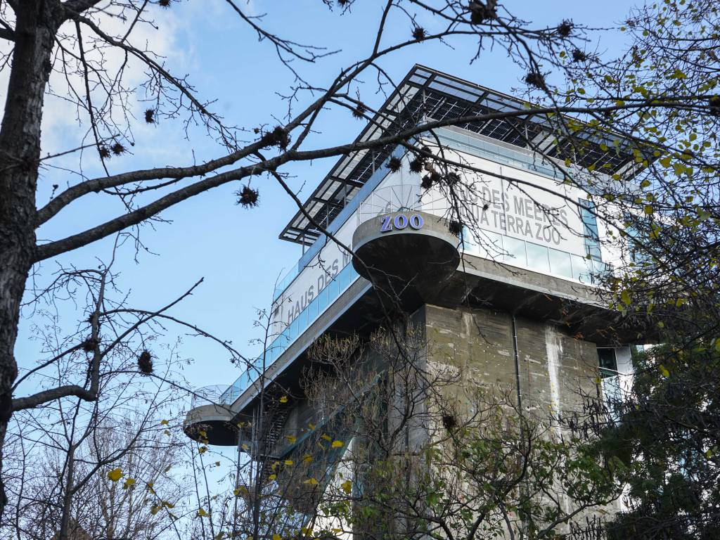Haus des Meeres Coffeewalk Flakturm
