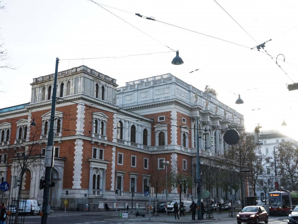 Alte Börse Coffeewalk Ringstraße