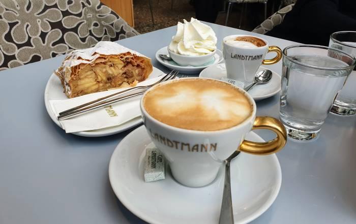 Cafe Landtmann Tortenmarkt
