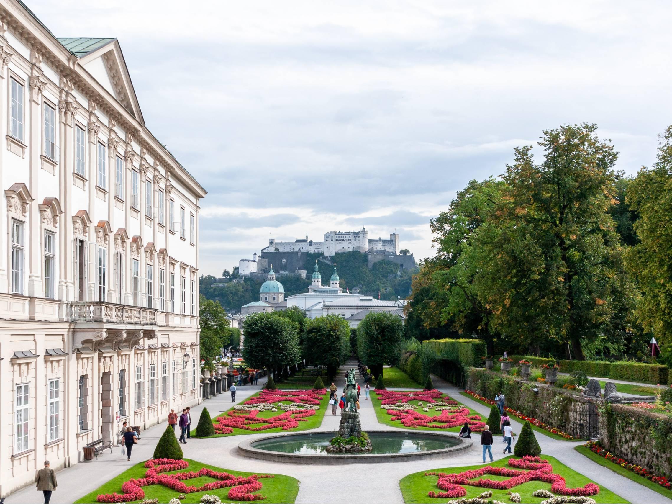 Die besten Cafés in Salzburg