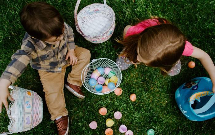 Unternehmungen für Ostern