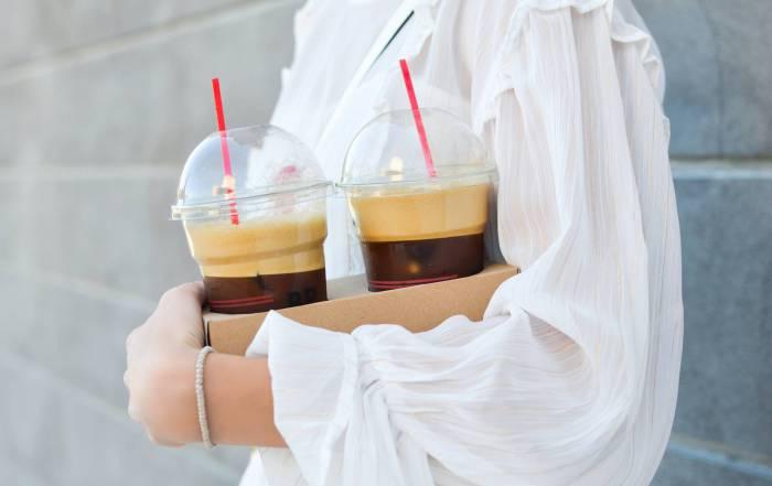Beliebteste Kaffeegetränke Sommer