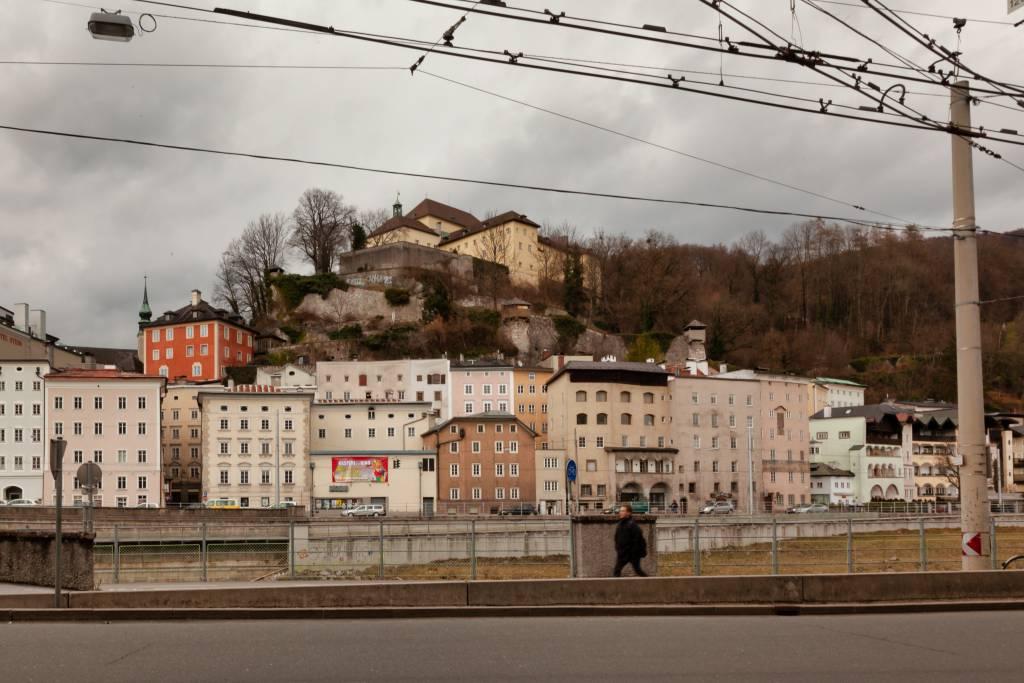 Aussicht in Salzburg