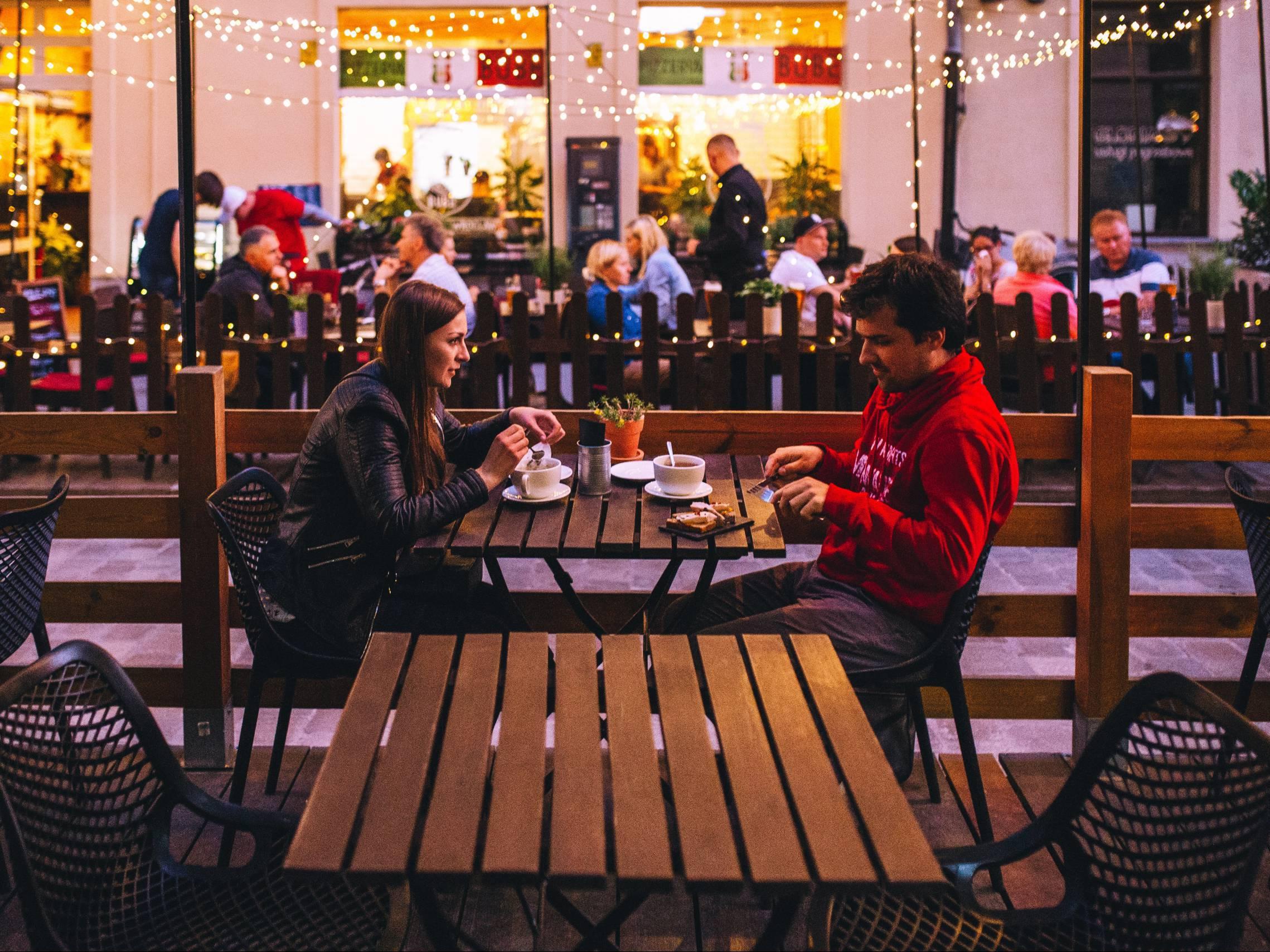 romantische Cafés in Wien
